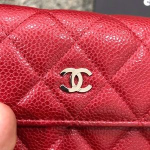 CHANEL Bags - Chanel Classic Full size Wallet - Caviar 💋💋💋